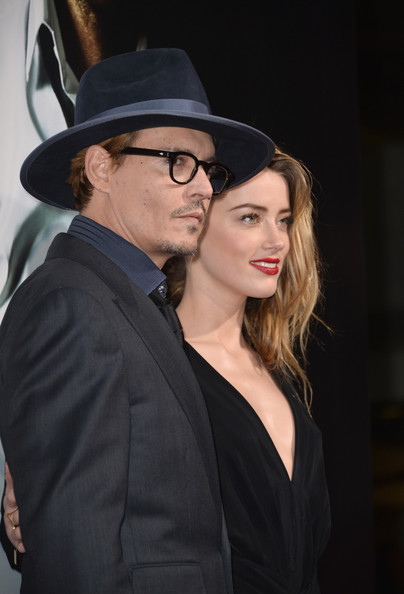 Johnny Depp - '3 Days to Kill' Premieres in Hollywood