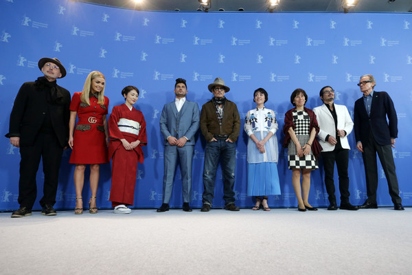 """Minamata"" Photo Call - 70th Berlinale International Film Festival"