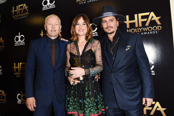 Johnny Depp 19th Annual Hollywood Film Awards - Press Room