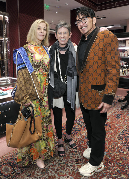 Gucci Celebrates The Release Of Paige Powell In LA