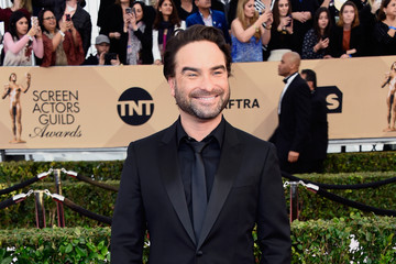 Johnny Galecki 22nd Annual Screen Actors Guild Awards - Arrivals