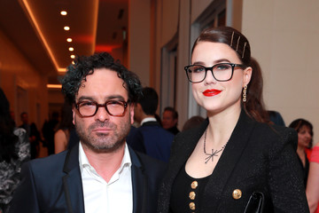 Johnny Galecki 26th Annual Race To Erase MS - Cocktail Reception And Silent Auction