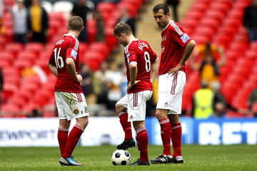 Johnny Hunt Wrexham v Newport County A.F.C. - Blue Square Bet Premier Conference Play-off Final