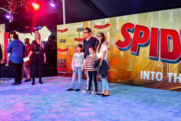 Johnny Knoxville World Premiere Of Sony Pictures Animation And Marvel's 'Spider-Man: Into The Spider-Verse' - Red Carpet