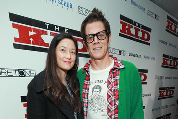 Johnny Knoxville Premiere Of Lionsgate's 'The Kid' - Red Carpet