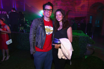 Johnny Knoxville I am Other And Adidas' Grammy Party To Celebrate Pharrell Williams