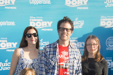 Johnny Knoxville The World Premiere Of Disney-Pixar's 'Finding Dory' - Red Carpet