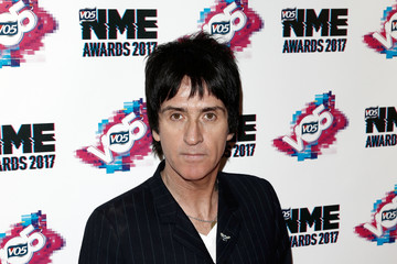 Johnny Marr VO5 NME Awards 2017 - Arrivals