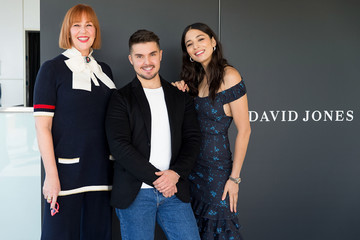 Johnny Schembri David Jones Spring Summer 18 Collections Launch Model Castings - Sydney