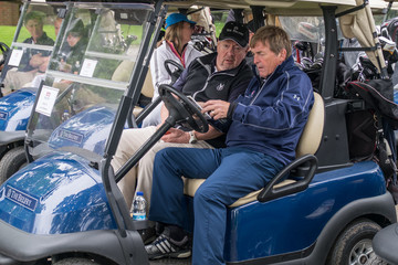Johnny Vegas Mike Tindall Celebrity Golf Classic 2016