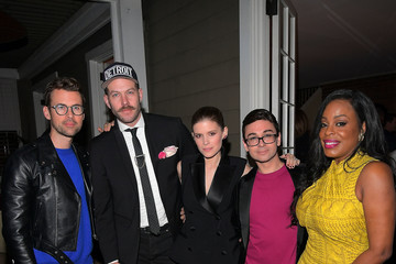Johnny Wujek Christian Siriano Celebrates the Launch of His New Book 'Dresses to Dream About' in Los Angeles