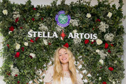 Stella Artois, the Official Beer of The Championships, Wimbledon hosts Clara Pageton the Ladies' Singles Final day July 13, 2019 in Wimbledon, England.