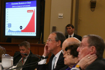 Alice Rivlin Joint Deficit Reduction Committee Holds Overview Hearing Of Previous Debt Proposals