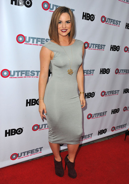 Arrivals at Outfest Film Festival's Closing Night