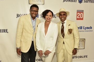 Jojo Brim RUSH Philanthropic Arts Foundation Celebrates 20th Anniversary at Art For Life Sponsored By Bombay Sapphire Gin