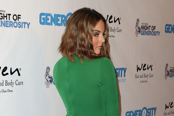 Jojo Generosity Water's 5th Annual Night Of Generosity Benefit - Arrivals