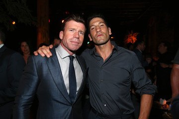 Jon Bernthal 'Wind River' After Party at Le Jardin