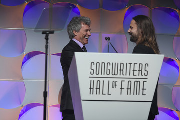Jon Bon Jovi Songwriters Hall of Fame 48th Annual Induction And Awards - Show