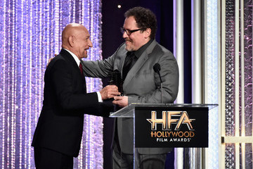 Jon Favreau 20th Annual Hollywood Film Awards - Show