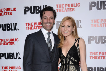 Jon Hamm 'The Library' Opening Night Celebration