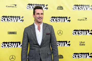 Jon Hamm Good Omens: The Nice and Accurate SXSW Event