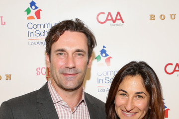 Jon Hamm CAA's School Day