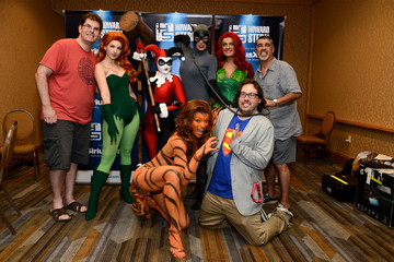 Jon Hein Howard Stern's 'Wrap-Up Show' Broadcasts Live from Comic-Con 2014