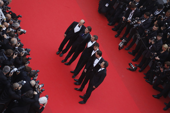 'Foxcatcher' Premieres at Cannes []