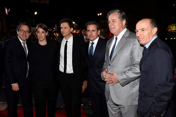 "Jon Kilik Steve Carell AFI FEST 2014 Presented By Audi Closing Night Gala Premiere Of Sony Pictures Classics' ""Foxcatcher"" - Red Carpet"