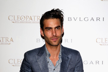 Jon Kortajarena Guests at the 'Cleopatra' Cocktail in Cannes