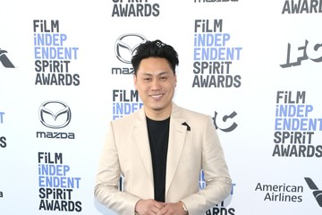 Jon M. Chu 2020 Film Independent Spirit Awards  - Arrivals