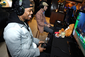 Jon Michael Hill Xbox VIP Gaming Event