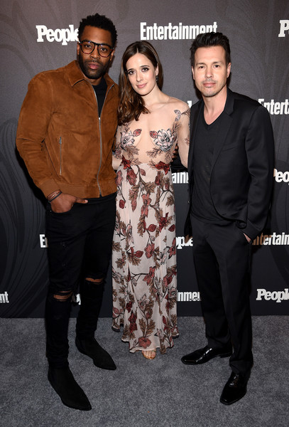 Entertainment Weekly & People New York Upfronts Party 2018 - Arrivals