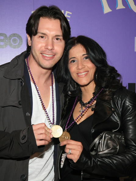 Jon Seda and Lisa Gomez