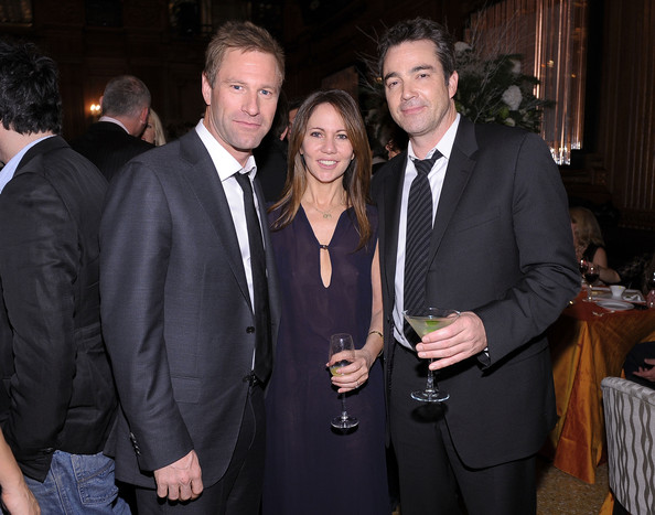 Jon Tenney And Leslie Urdang Photos Photostream Pictures Rabbit Hole New York Premiere After Party