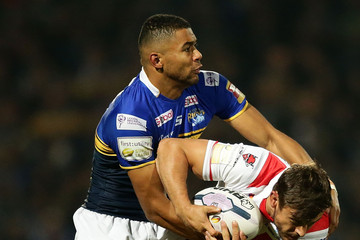Jon Wilkin Leeds Rhinos v St Helens - First Utility Super League Semi Final