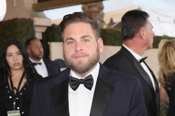 Jonah Hill 23rd Annual Screen Actors Guild Awards - Red Carpet