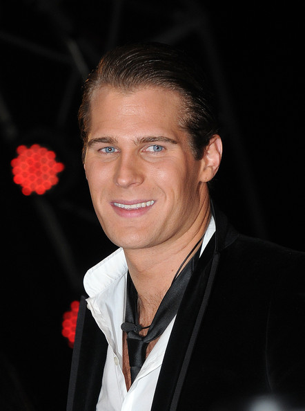 Basshunter in Celebrity Big Brother - Message from Sash!