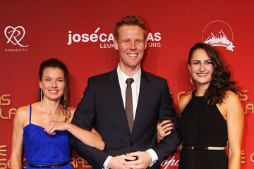 Jonas Reckermann Arrivals at the 19th Annual Jose Carreras Gala
