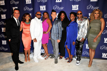 Jonathan Antin Celebrities Attend WE tv's 'LA Hair' Season 4 Premiere Party