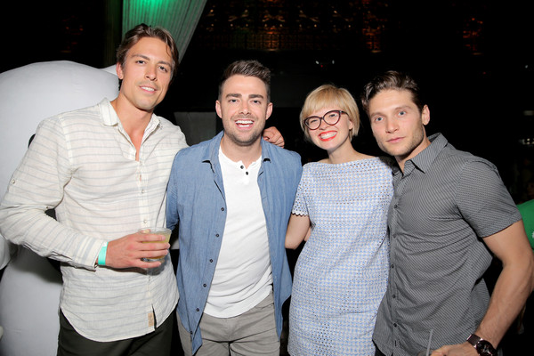 Guests Attend the 'America's Next Top Model' Cycle 22 Premiere Party, Presented by OPPO and NYLON []
