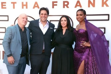 """Jonathan Glickman Los Angeles Premiere Of MGM's """"Respect"""" - Arrivals"""