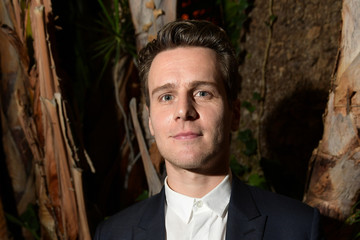 Jonathan Groff 2017 GQ Men of the Year Party - Inside