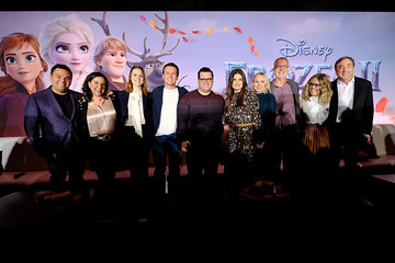 Jonathan Groff 'Frozen 2' Global Press Conference