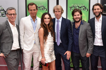 Jonathan Liebesman Andrew Form 'Teenage Mutant Ninja Turtles' Premieres in Westwood — Part 2
