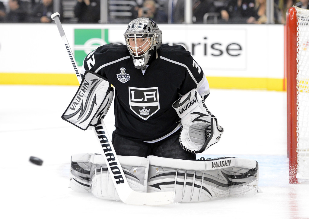 The rise and the fall of the large goalie page 3 hfboards - Hfboards kings ...