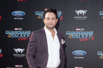 Jonathan Sadowski Premiere of Disney and Marvel's 'Guardians of the Galaxy Vol. 2' - Arrivals