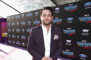 Jonathan Sadowski The World Premiere of Marvel Studios' 'Guardians of the Galaxy Vol. 2'