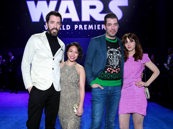 "Premiere Of Disney's ""Star Wars: The Rise Of Skywalker"" - Red Carpet"