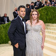 Jonathan Simkha The 2021 Met Gala Celebrating In America: A Lexicon Of Fashion - Arrivals